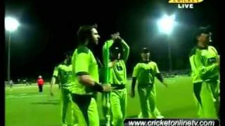 Pakistan vs New Zealand 5th ODI Highlights Hamilton 2011 last part HD