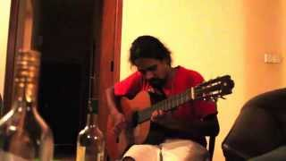 Sadha Kaluwara (Cover Track) - Lasith Derantha