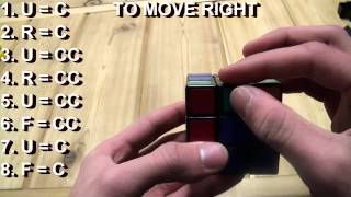 How to Solve a Rubik's Cube EASY! 5 Step Method  30 Minutes  You'll Get It!