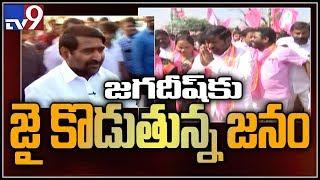 TRS leader Jagadishwar Reddy on polls || Shadow 9 - TV9