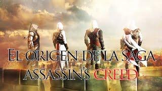 El origen de la Saga Assasin's Creed (Prince of Persia: Assassins)