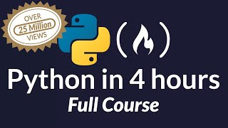 Learn Python - Full Course for Beginners [Tutorial]