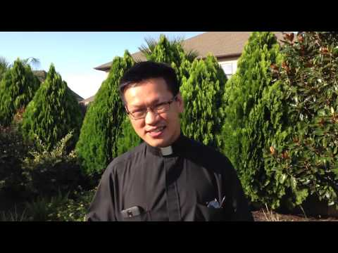 Father Dat Hoang - Today's Message