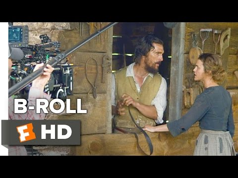 Free State of Jones B-ROLL (2016) - Matthew McConaughey, Keri Russell Movie HD