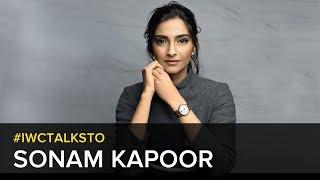 #IWCTalks To: Sonam Kapoor