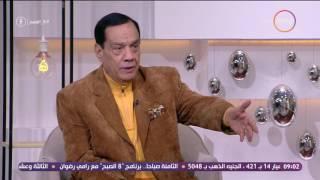 8 الصبح -  لقاء خاص مع الموسيقار حلمي بكر ليكشف العديد من الأسرار فى حياة العندليب عبد الحليم حافظ