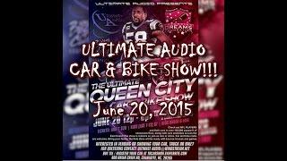 ULTIMATE AUDIO CAR & BIKE SHOW, CHARLOTTE, NC; JUNE 20TH!! - 1080p HD