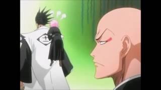 Yachiru Bites Ikkaku! (Dub)