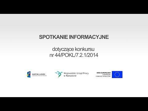 Xxx Mp4 Spotkanie Informacyjne Dot Konkursu Nr 44 POKL 8 2 1 2014 3gp Sex