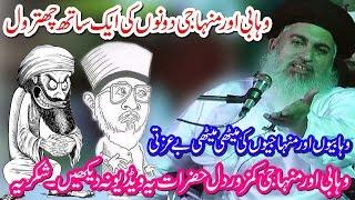 Allama Hafiz khadim Husain Rizvi new bayan 2017-wahabion aur minhajion ki chitrol