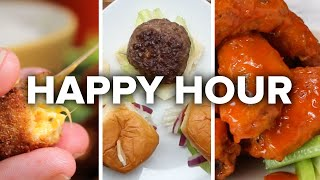 9 Simple Happy Hour Appetizers