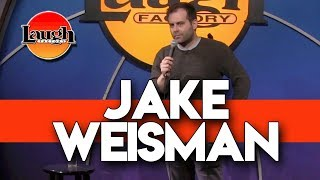Jake Weisman   Abortion Is Good   Laugh Factory Stand Up Comedy