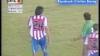 QWC 2006 Paraguay vs. Bolivia 4-1 (08.06.2005)