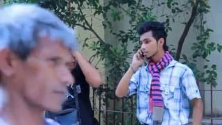 No Emotion Only Action । Bangla Eid Comedy Telefilm 2014 । Ashiq Khan Chowdhury