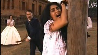 A Escrava Isaura (Record) - Leôncio e Seu Chico dão Uma Surra em Rosa