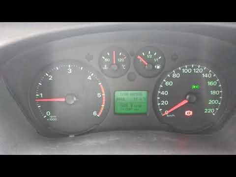 Форд Тра� зит 2.2 2007 � е под� имается выше 3000 оборотов