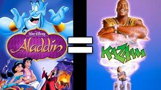 24 Reasons Aladdin & Kazaam Are The Same Movie