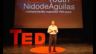 The power of service in Gorin, Russia | Anthony Ladd | TEDxYouth@NidodeAguilas