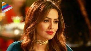 Sana Khan wakes up next to Suresh Krishna - Gajjala Gurram Movie Scenes - Dirty Picture Remake
