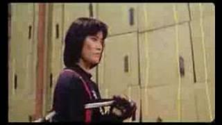 Yukari Oshima fighting