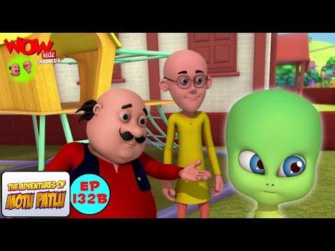 Bayi Alien - Motu Patlu dalam Bahasa - Animasi 3D Kartun