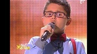 Alex Pîrvu - Colaj de melodii. Ascultă toate interpretările concurentului, la Next Star