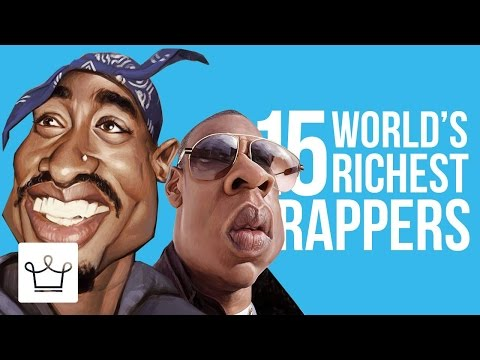 Xxx Mp4 Top 15 Richest Rappers In The World 2018 3gp Sex