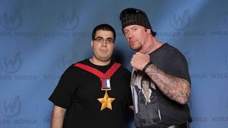 Day In The Life: Meeting The UNDERTAKER & PAIGE at Wizard World Chicago 2015!