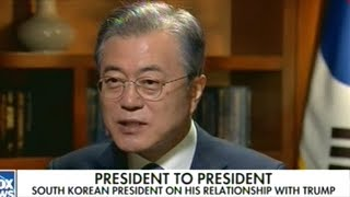 """""""This Means North Korea Will Not Be Able To Threaten The United States!"""" South Korean President Moon"""