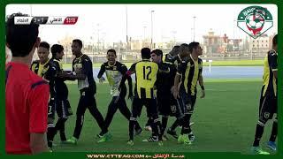 هدف الإتحاد الثالث على الأهلي -  الدوري السعودي الممتاز للشباب 2017/2018