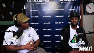 Casey Veggies Interview: Talks Friendly West Coast Competition + Freestyles Live | Sway's Universe
