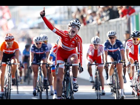 Junior Women's Road Race Highlights -