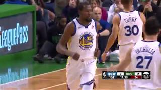 Golden State Warriors vs Boston Celtics: November 16, 2017