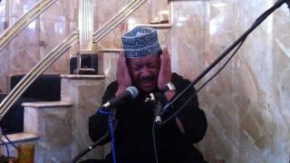 Qari Abdurrahman Sadien LIVE in Cape Town - Qari AbdulBasit style