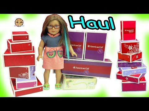 Xxx Mp4 Giant Sale Haul American Girl Doll Clothing Pets Food More Toy Video 3gp Sex