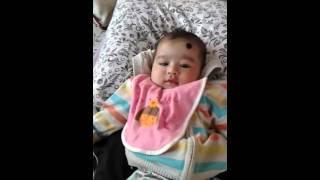 Safa Baby of Protibeshi Nikunja 02 01 2016