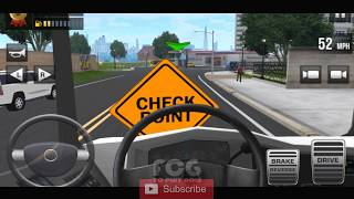 Supir Bus Skill Dewa - Bus Drive Simulator - Android Gameplay