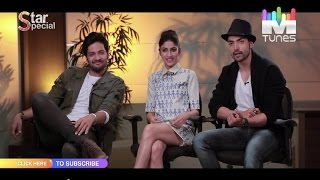 Ali Fazal, Gurmeet Choudhary & Sapna Pabbi talk about their Film
