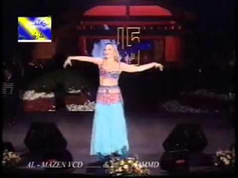 ساجدة عبيد شوك الي 2011 رقص شرقي نورا Sajeda Obied Shog elli