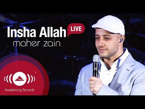Maher Zain - Insha Allah   Awakening Live At The London Apollo