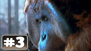 DAWN OF THE PLANET OF THE APES Trailer 3 [International Trailer]