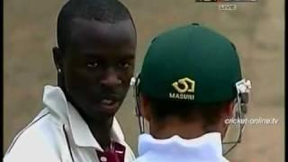 Jaques Kallis vs Kemar Roach - 3rd Barbados Test 2010