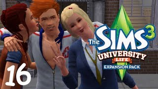 Let's Play: The Sims 3 University Life - (Part 16) - Soulmates!