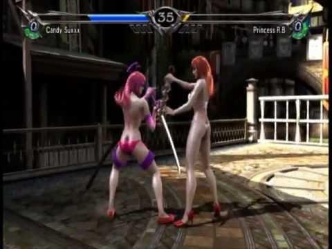 Xxx Mp4 Soul Calibur V Gameplay Candy Suxxx Vs Princess Robot Bubblegum 3gp Sex