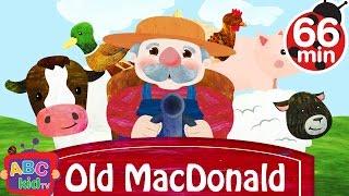 Old MacDonald Had a Farm | + More Nursery Rhymes & Kids Songs - ABCkidTV
