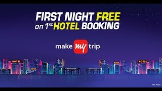 First Night Free - MakeMyTrip