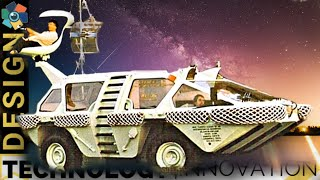 15 UNUSUAL VEHICLES and PERSONAL TRANSPORTS (Some Will AMAZE You)