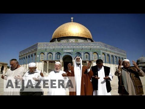 Xxx Mp4 Palestinians Celebrate Removal Of Israeli Security At Al Aqsa 3gp Sex