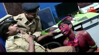 MAITHILI COMEDY  नवाज सरीफ की भटकती आत्मा पुलिस स्टेशन में