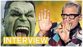 Thor 3 | Hulk vs. Hulk ! exclusive interview (2017)